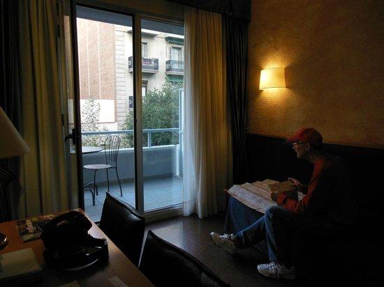 Atenea Calabria Apartaments: Livingroom area