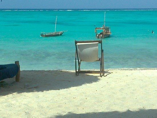 Ras Nungwi Beach Hotel: Beautiful view