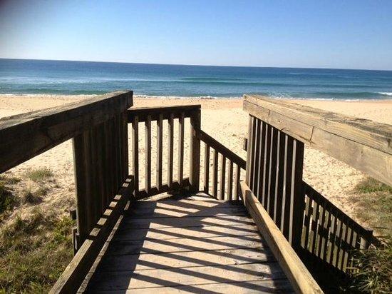 Diamond Beach Resort:                                     The view... *drool*