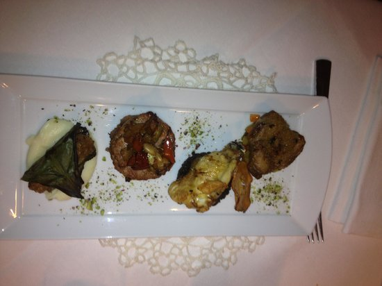 Shalai Restaurant :                   Gli arrosti