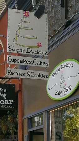 La De Da Bake Shop: Sugar Daddy's bake shop