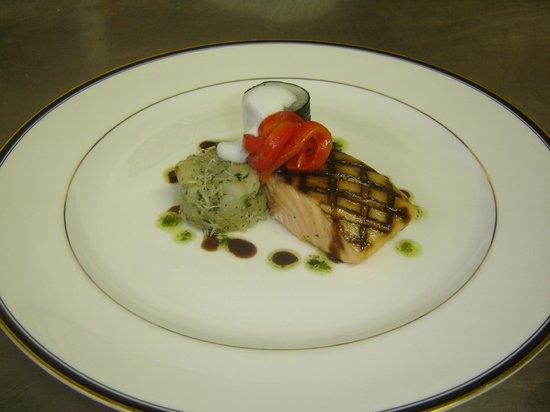 Rapala Restaurant: Rapala signature seafood