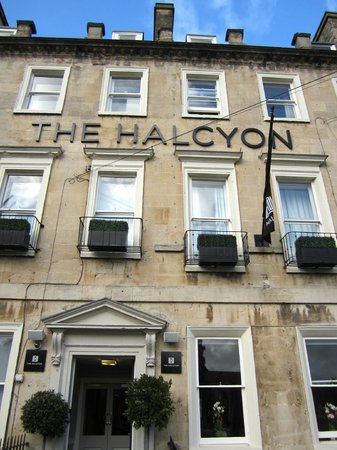 The Halcyon Hotel:                   The Halcyon