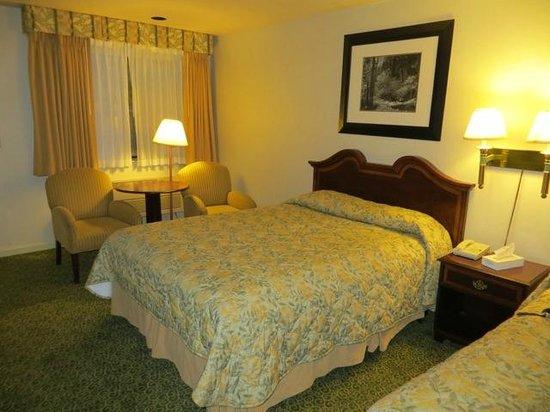 โรงแรมโยสมิตวิวลอดจ์: First floor ADA accessible room