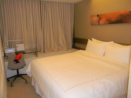 Park Avenue Rochester Hotel: Room pic 1