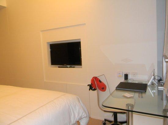 Park Avenue Rochester Hotel: Room pic 2