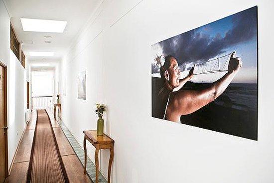 Hotel Loreto:                   Korridor