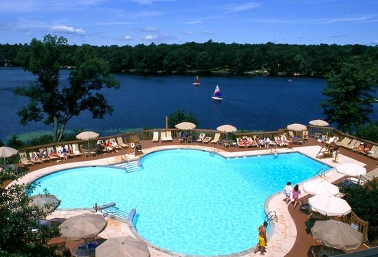 Woodloch Pines Resort: Pool