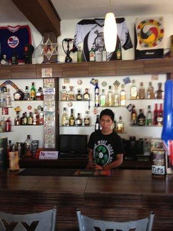Kabana Bar & Grill:                   Super Bowl 2013