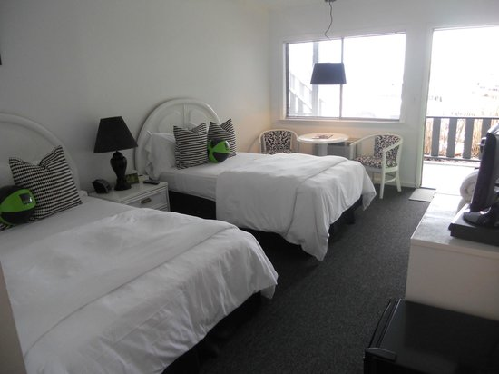 Sole East Beach:                   small room, but cute and its Montauk-How much time are you in your room anyway