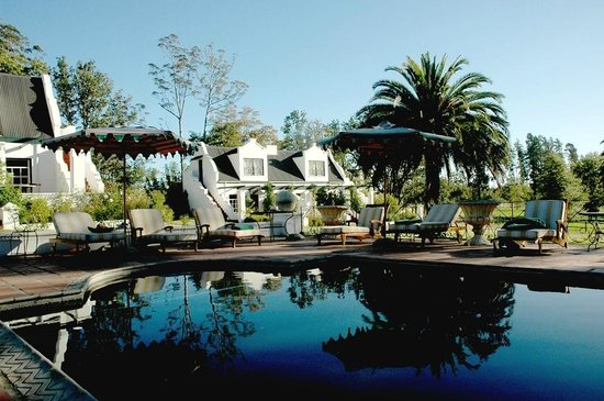 Kurland Hotel: pool