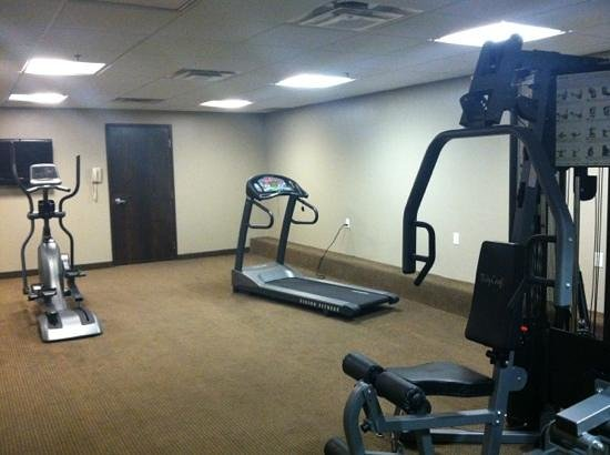 Sterling Inn & Spa: fitness center