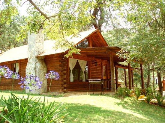 Hotel Sierra Paraiso : Cabaña