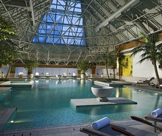 Ascott Beijing: pool