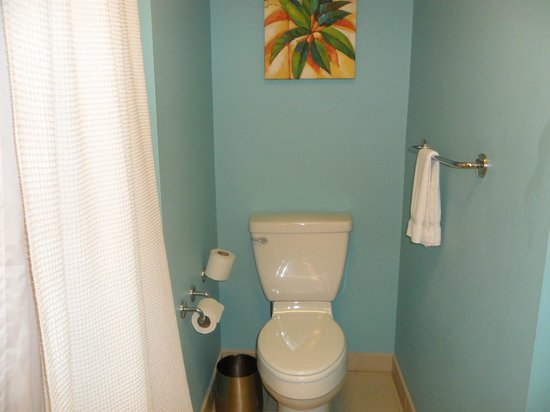 Renaissance Curacao Resort & Casino:                   simple toilet but works fine ;)
