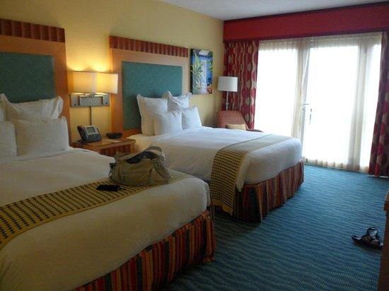 Renaissance Curacao Resort & Casino:                   inside the room