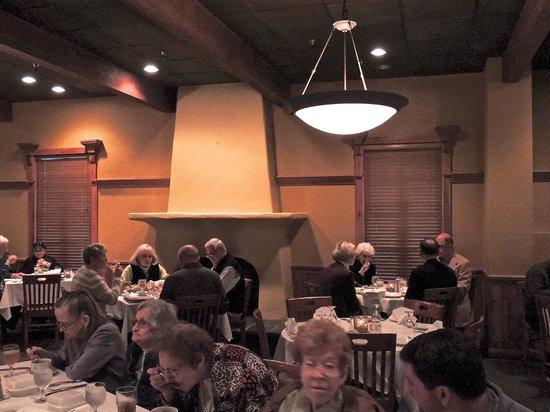 Louisiana Lagniappe Restaurant: Dining Room