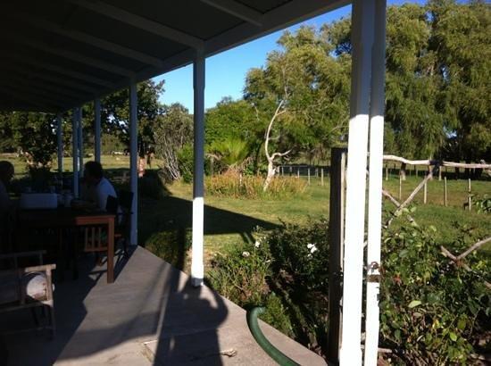 Jacaranda Lodge: country living