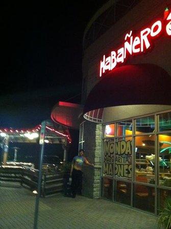 Habanero's Fresh Mex Cafe