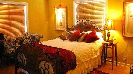 Ed Lugo Resort:                   Chambre à coucher villa 2406