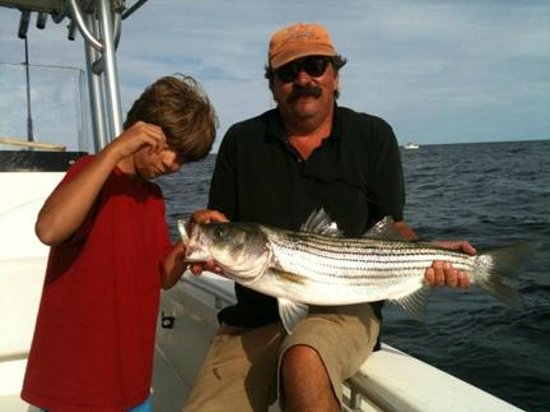 Tidewater fishing charters kennebunkport me address for Fishing tours near me