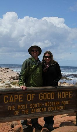 Cape Grace:                   Cape of Good Hope