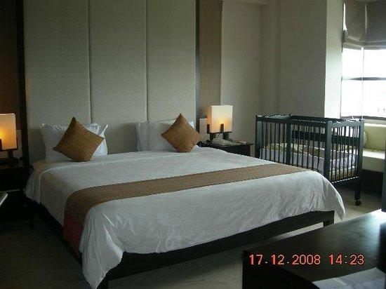 Park Hotel Nusa Dua:                   Master bedroom