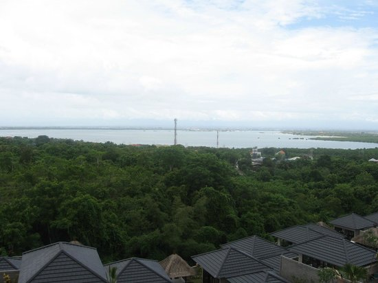 Park Hotel Nusa Dua:                   View from room