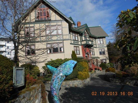 Abigail's Hotel: main house