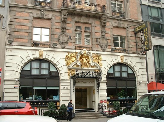 Life Hotel:                   Herald Square