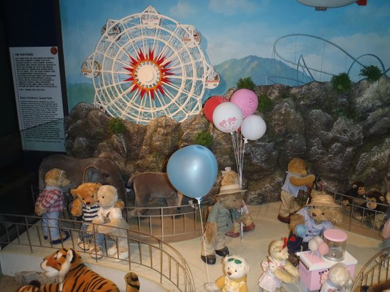 Teddy Bear Museum N Seoul Tower