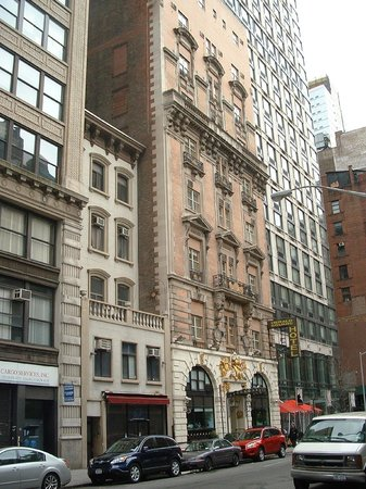 Herald Square Hotel:                   Street View