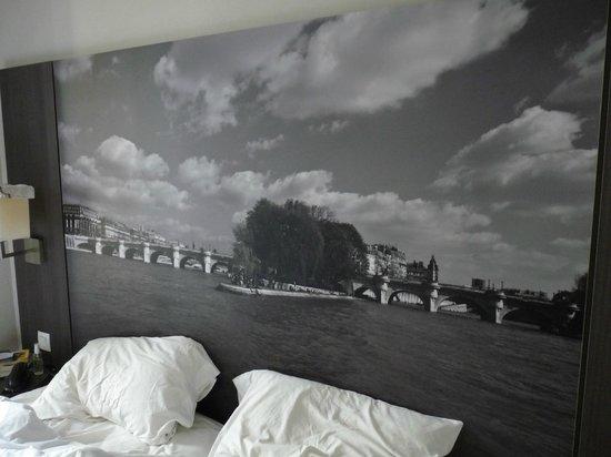 Victoria Hotel: Habitaciòn