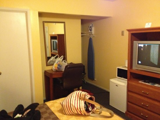 Alpine Inn & Spa:                                     View of the room