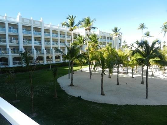 Hotel Riu Palace Bavaro:                   vu chambre 1090
