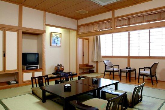 Syunsai no Sho Sakadojo: 東間客室