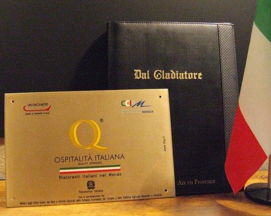 Le prix ristorante italiano nel mondo delivr par la for Chambre de commerce tuniso italienne