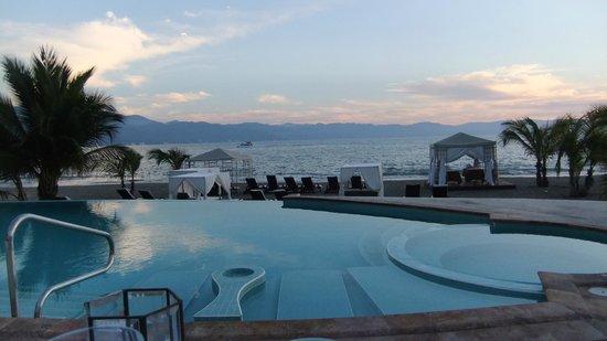 كازا فيلاز لاكشري بوتيك للبالغين فقط - شامل جميع الخدمات:                   View from beach club                 