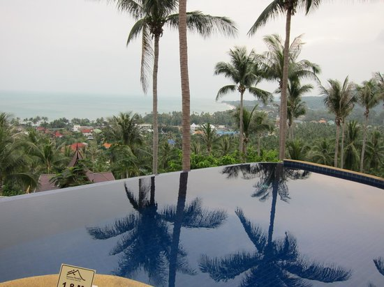 Seaview Paradise Resort Hotel:                   Pool on the mountain open 9am to 9 pm