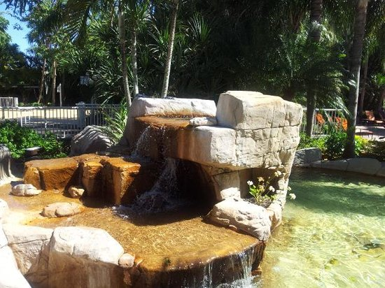 Bonaventure Resort & Spa:                   Water