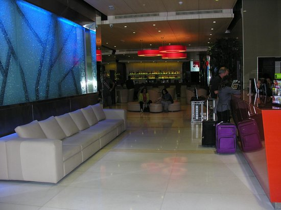 Tryp by Wyndham Panama Centro:                   The lobby