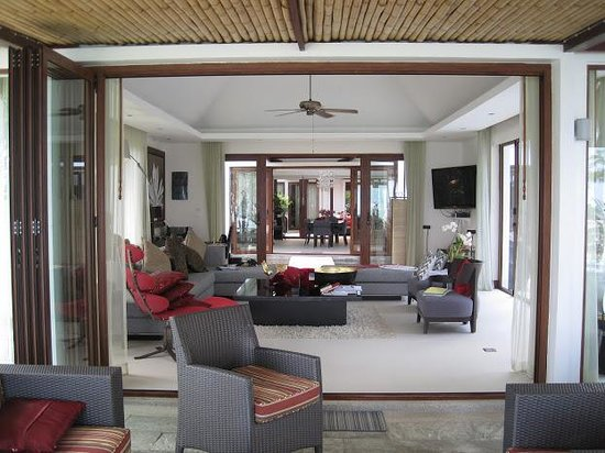 Lotus Samui:                   the villa