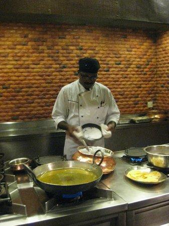 The Konkan Cafe :                   Custom-made