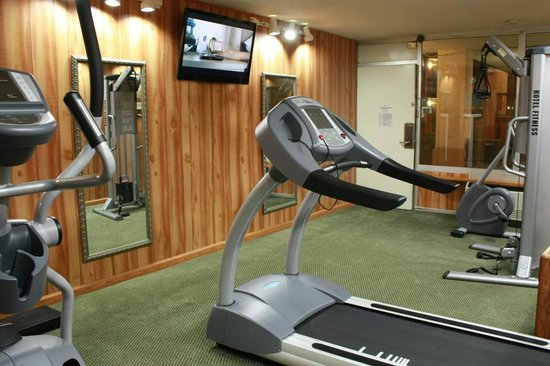 Quality Hotel: Fitness Center