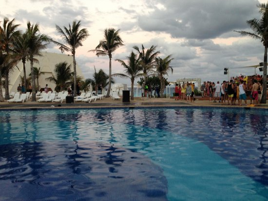 Grand Oasis Cancun:                   tranquilidad