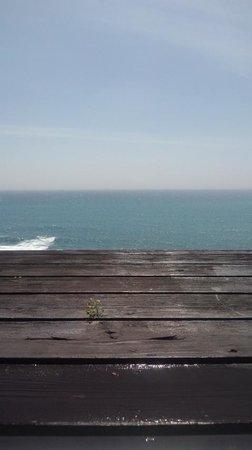 Resort Hotel & Spa Blue Mermaid :                   露天からの景色