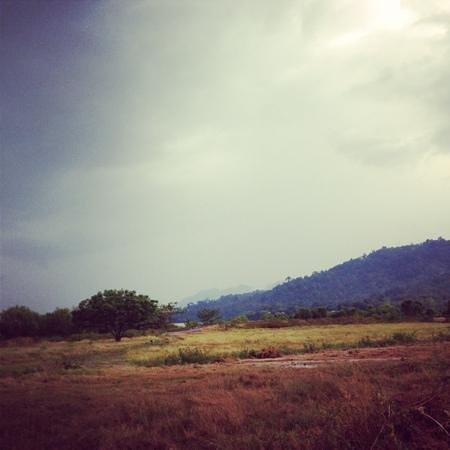 Berjaya Langkawi Resort - Malaysia:                                     the lovely landscape