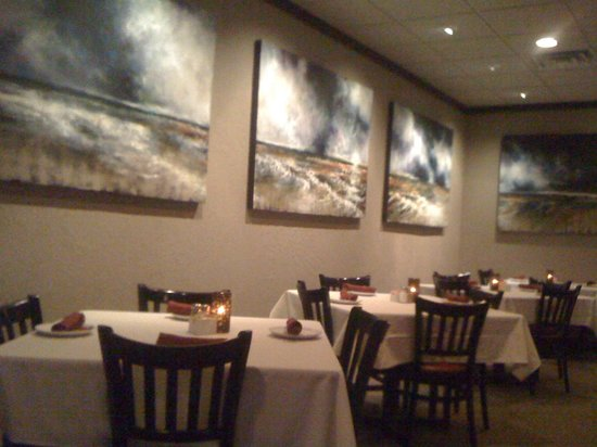 Laughing Trout:                   Dining Room