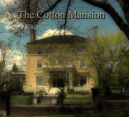 Spring Time at Cotton Mansion