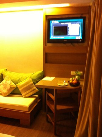 Banthai Beach Resort & Spa:                   Our room